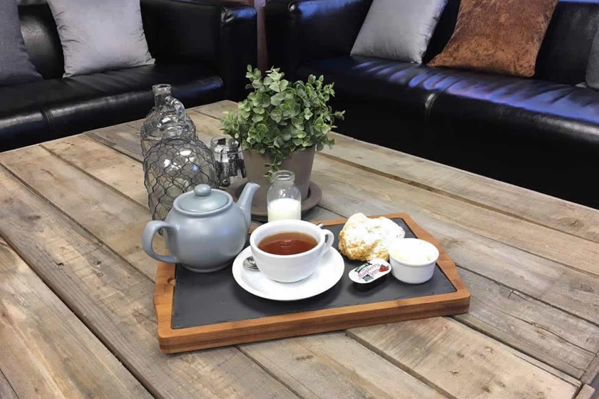 Gracie's Café Lounge