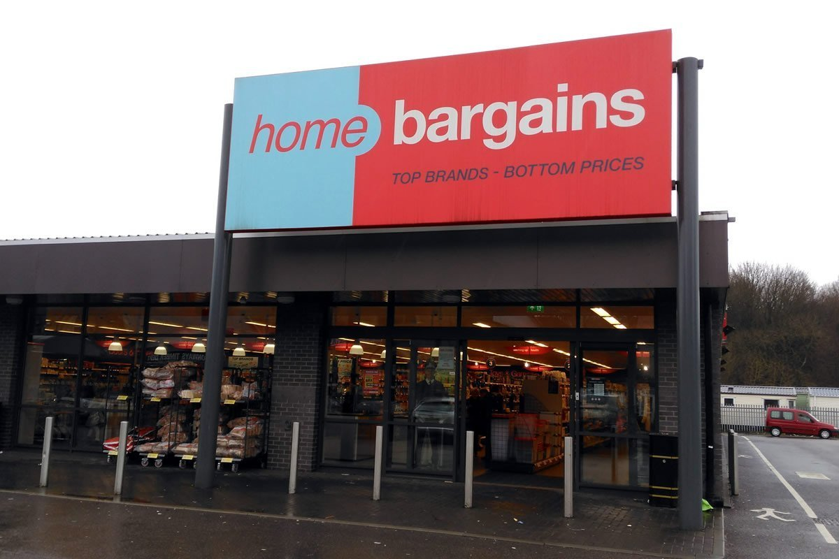 Home Bargains Glossop