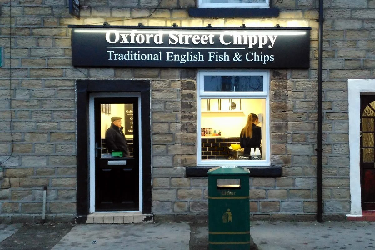 Oxford Street Chippy