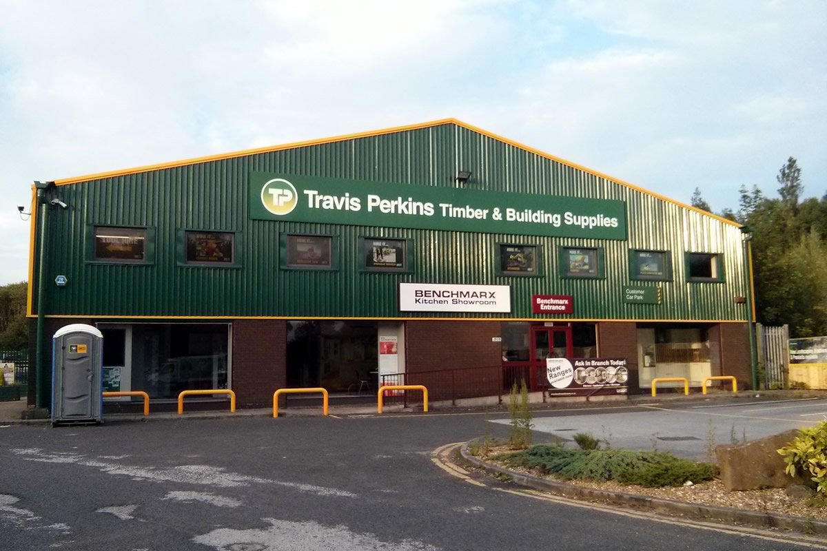 Travis Perkins Glossop