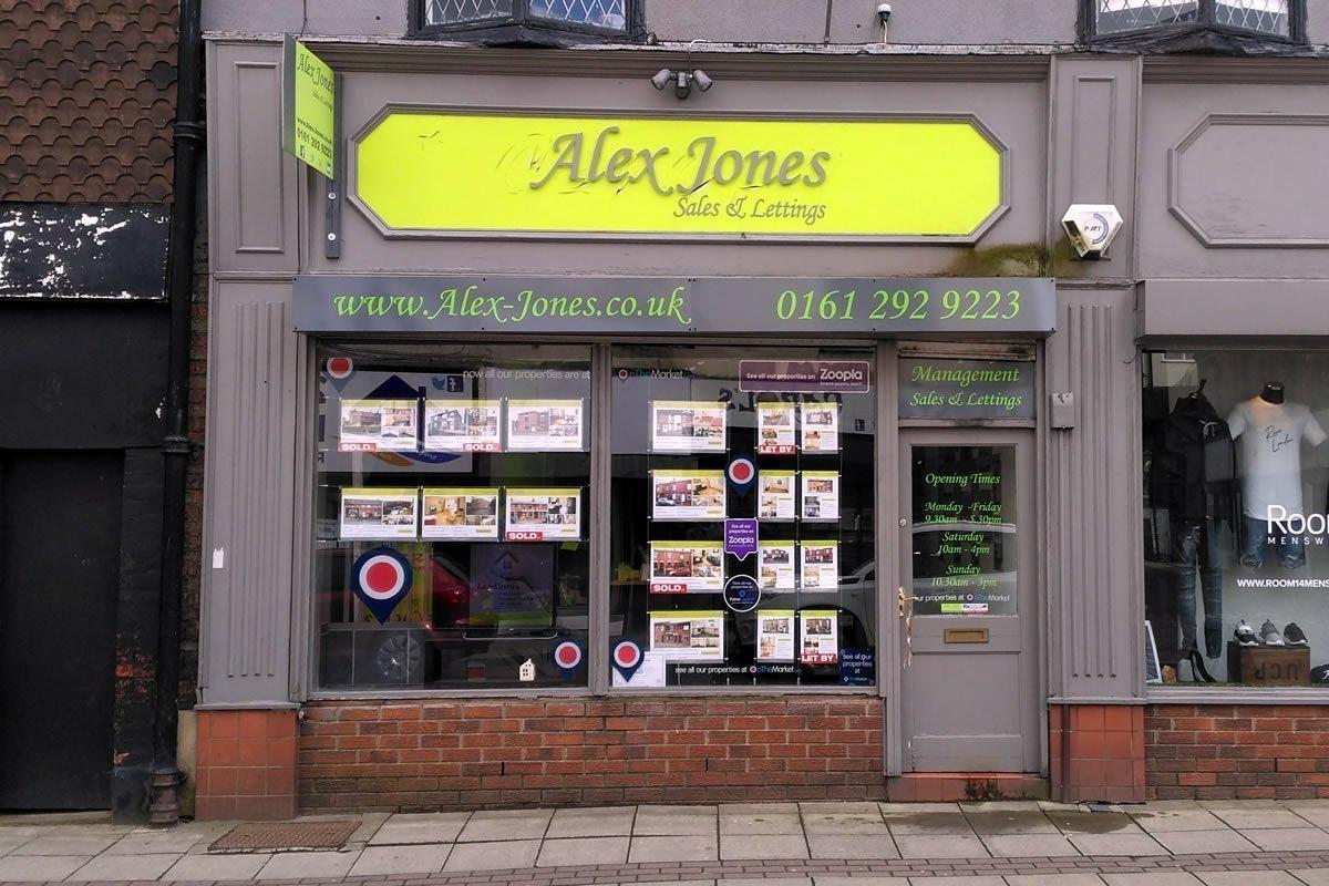 Alex Jones Sales and Lettings