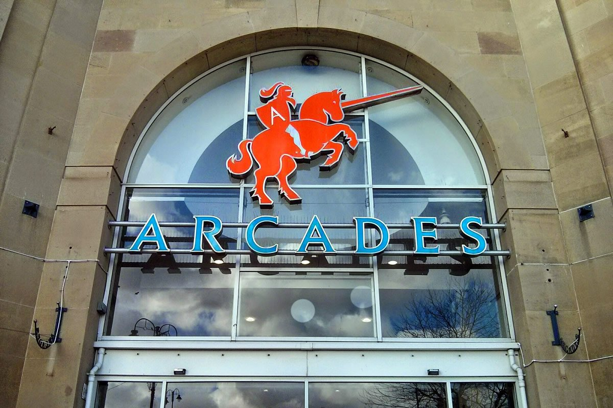 Arcades Shopping Centre