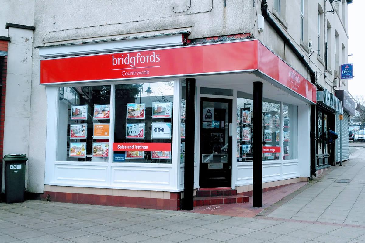 Bridgfords Ashton-under-Lyne