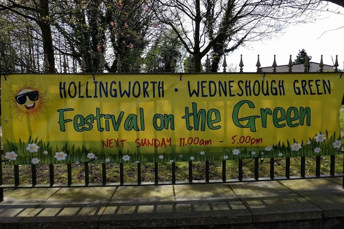 Festival on The Green