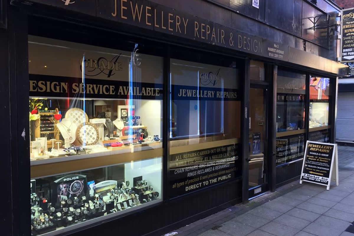 Grade A Jewellery