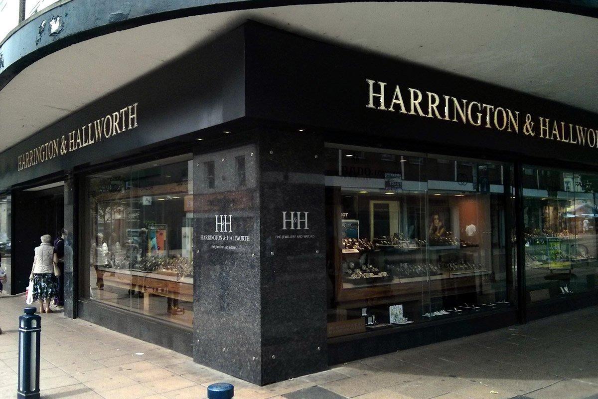Harrington & Hallworth