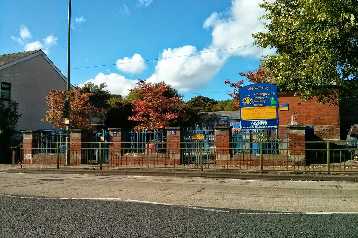 Hollingworth Primary School
