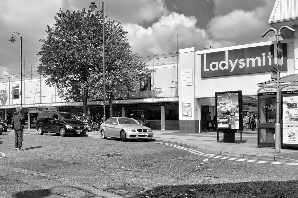 The Ladysmith Shopping Centre