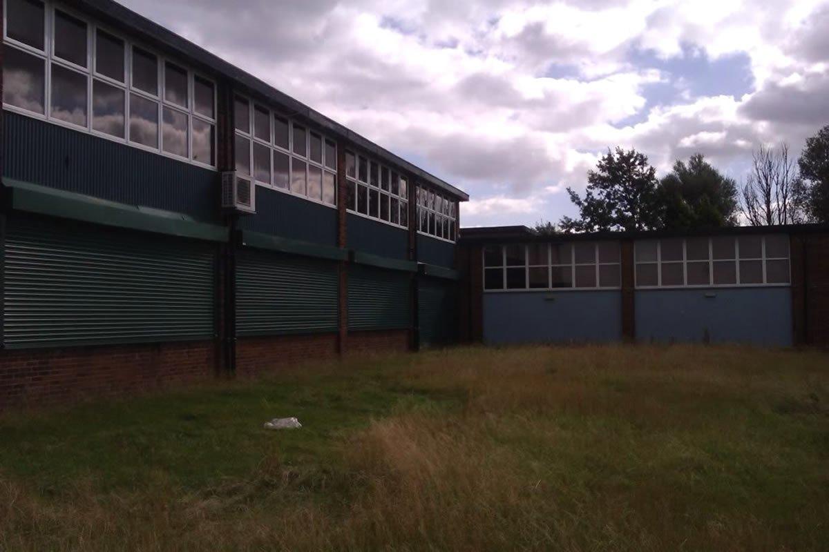 Littlemoss High School