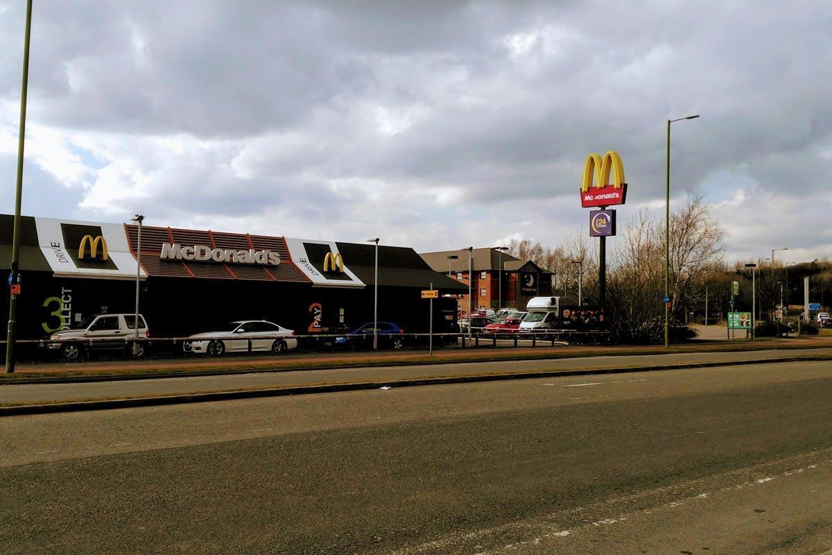 McDonald's Mottram