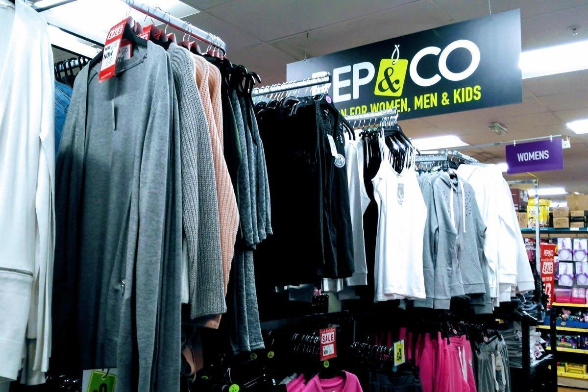 Pep&Co Ashton