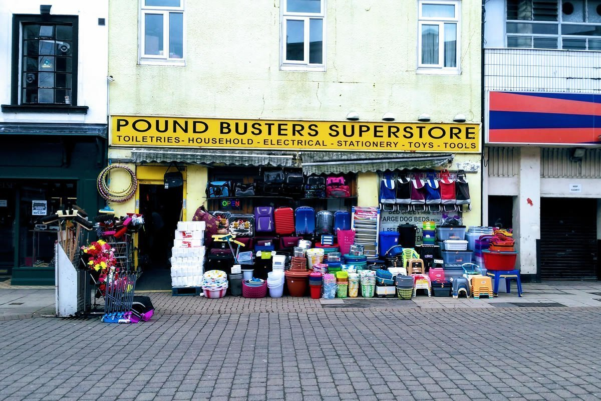 Pound Busters Superstore
