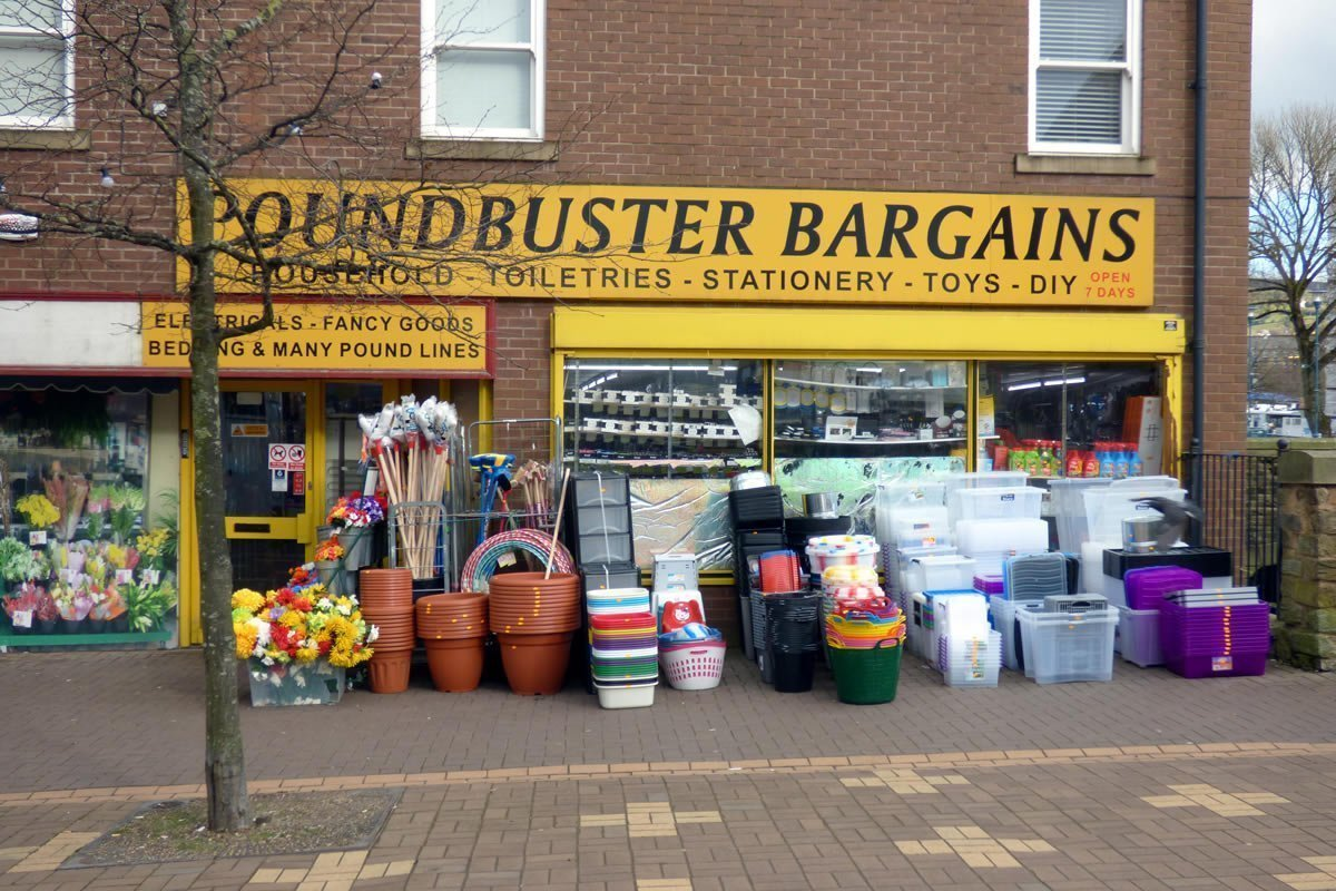 Poundbuster Bargains