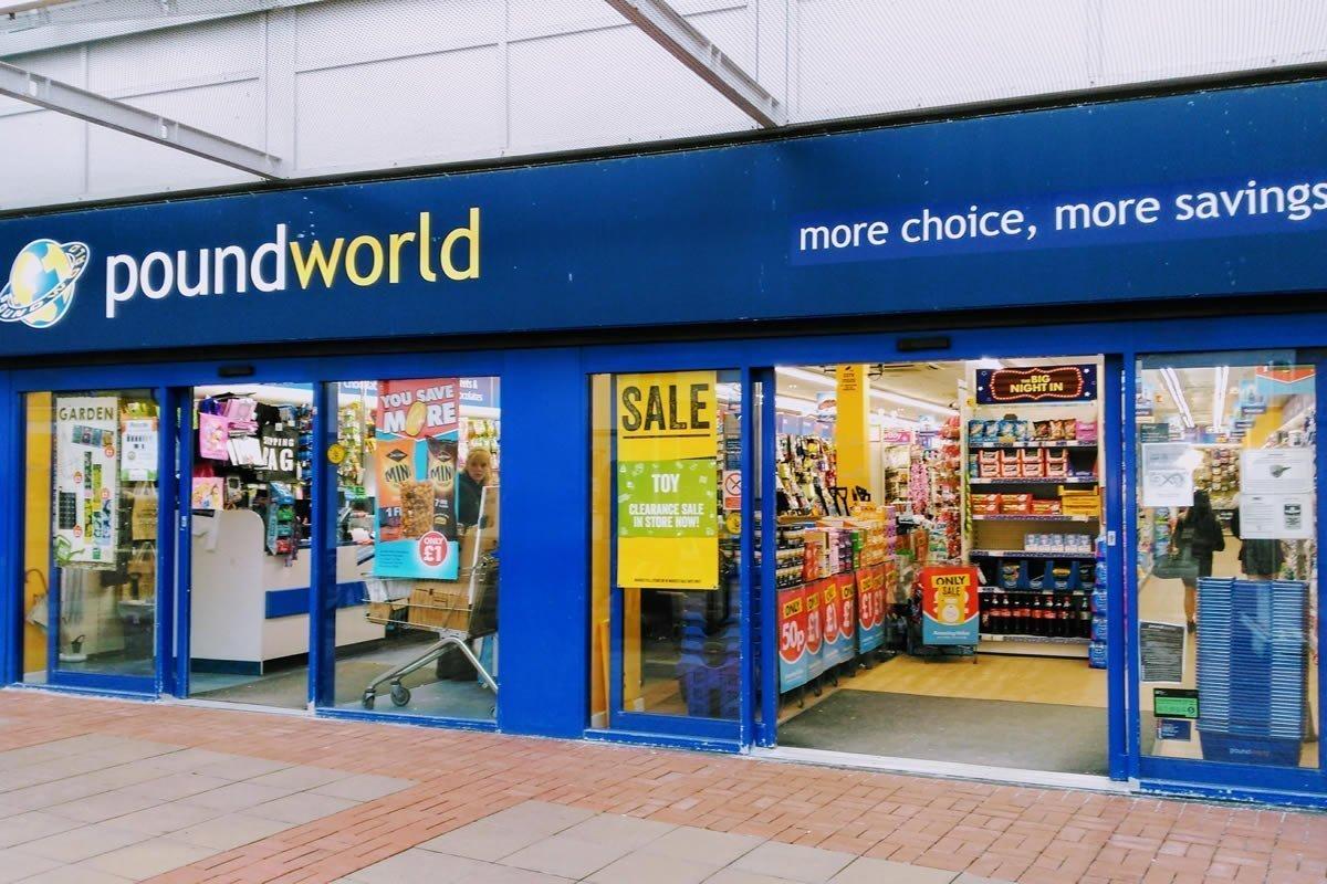 Poundworld Ashton