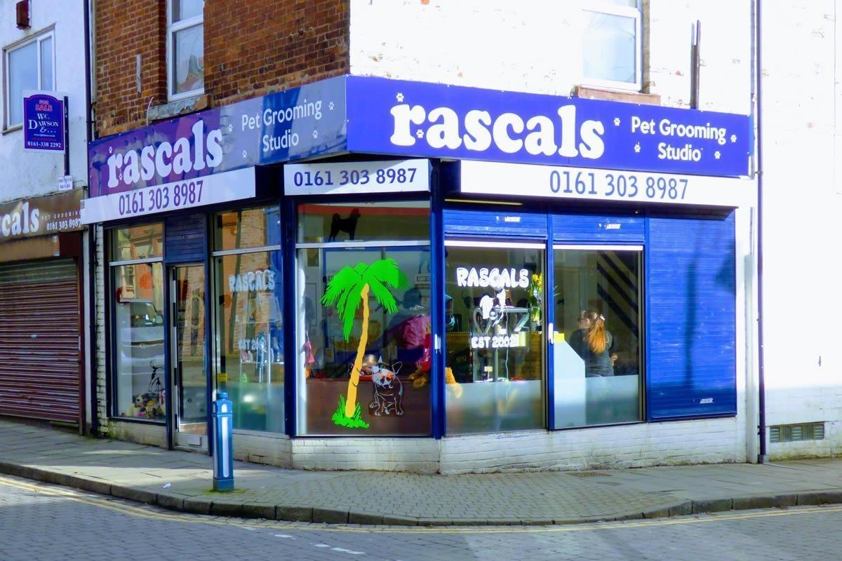Rascals Dog Grooming Studio