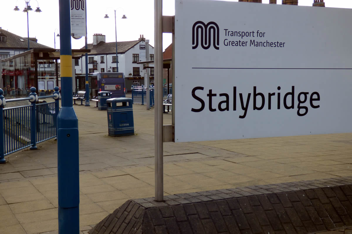 Stalybridge Bus Station