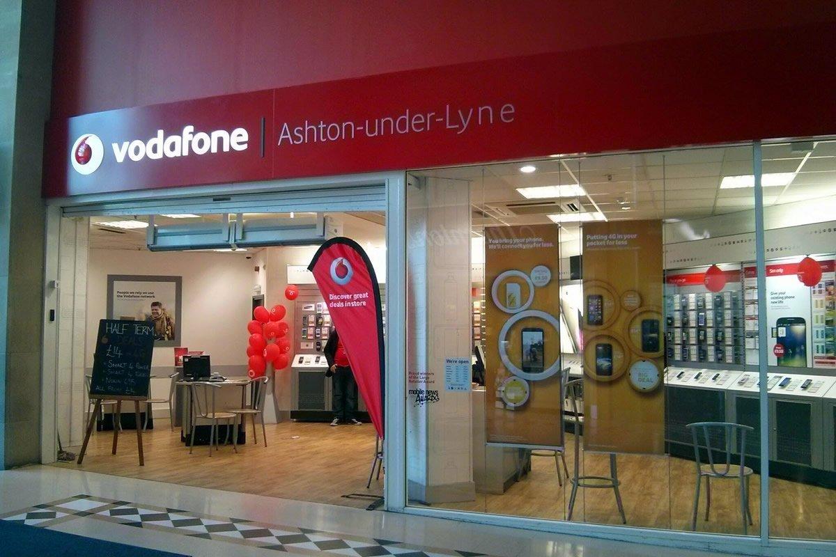 Vodafone Ashton