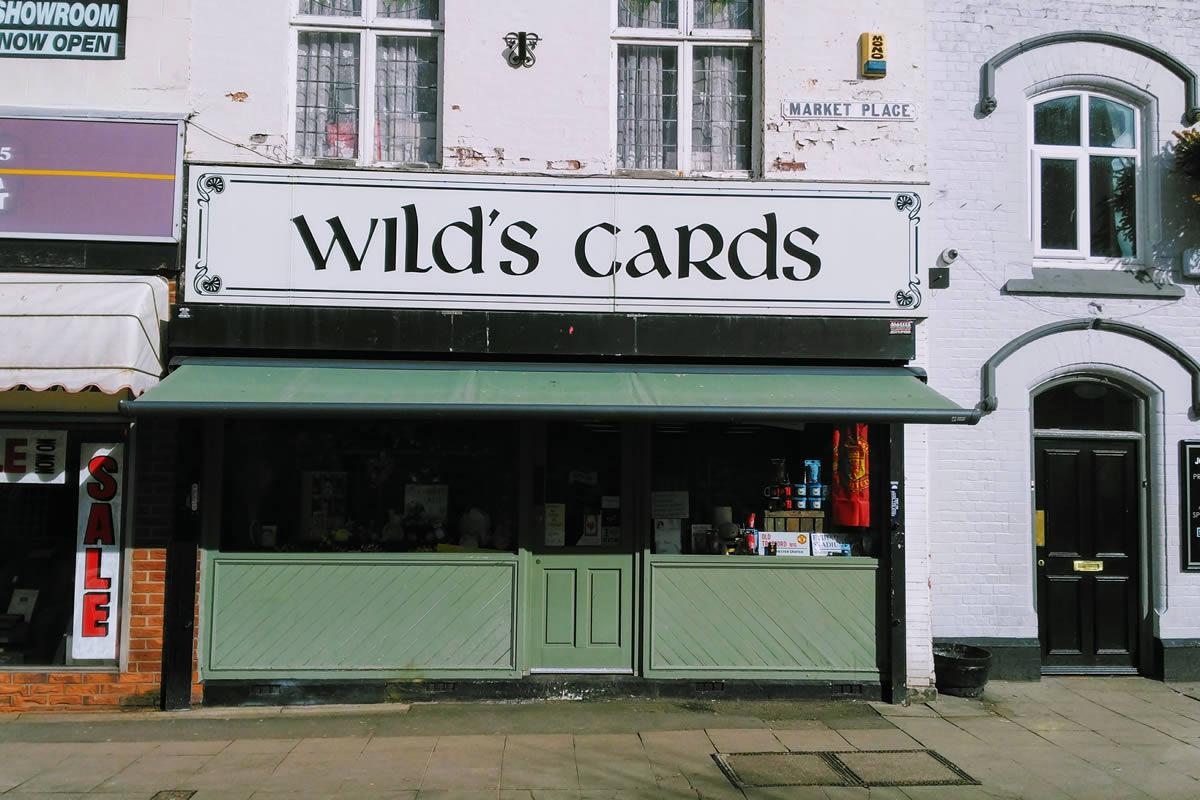 Wild's Cards