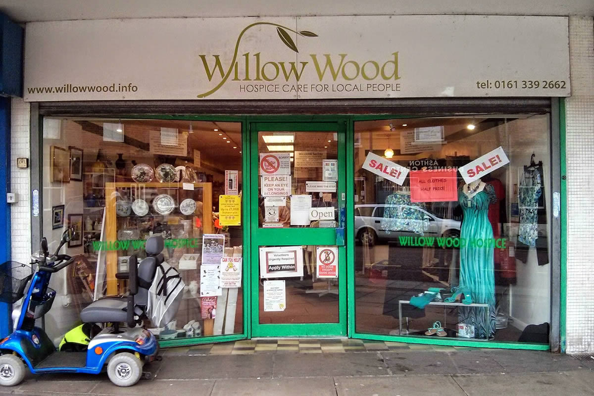 Willow Wood Hospice Furniture Shop