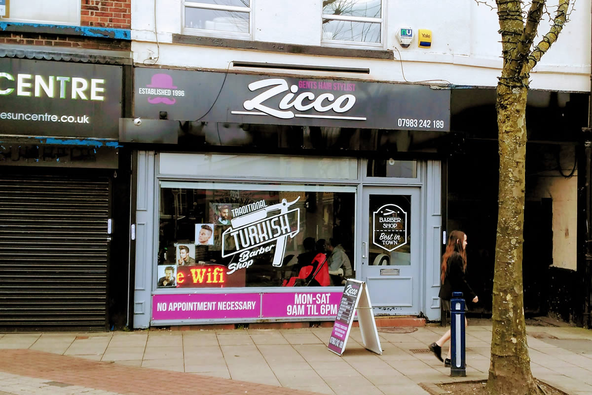 Zicco Gents Hairstylists
