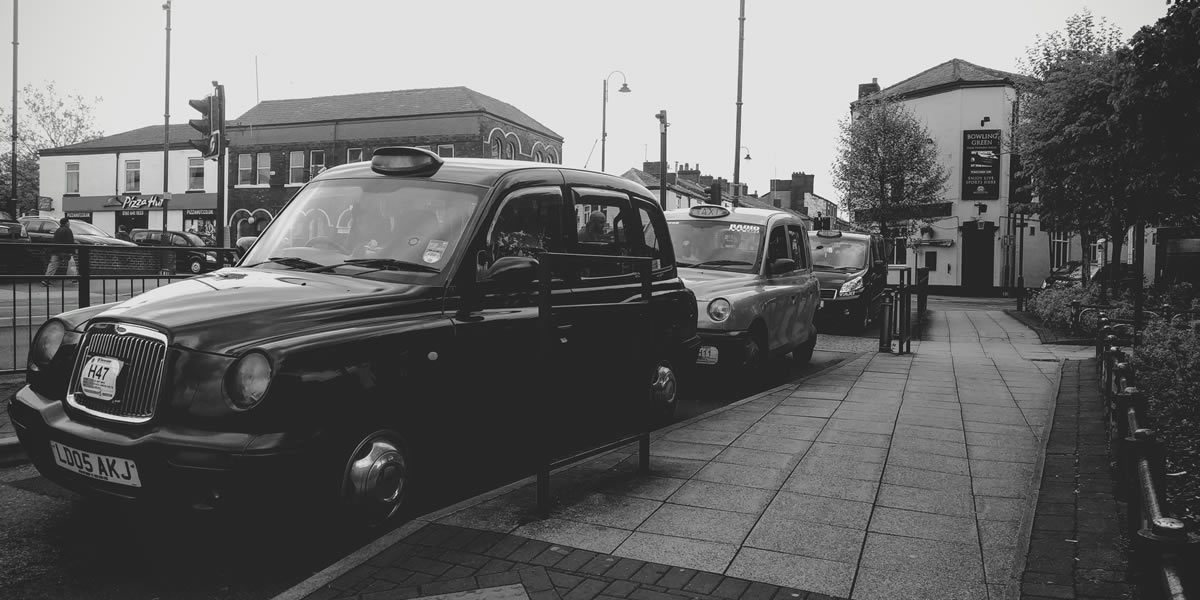 Taxis in Tameside