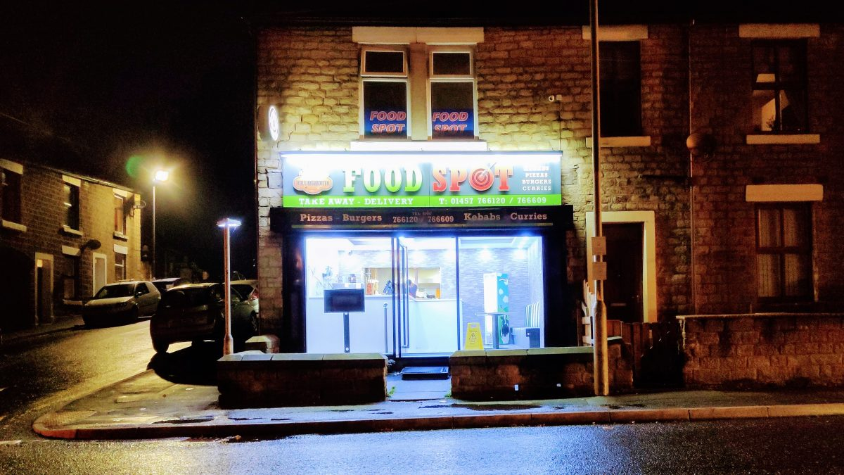 Hollingworth Food Spot