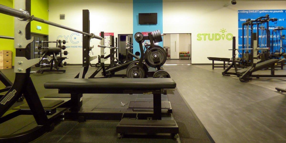 SWEAT! Gym