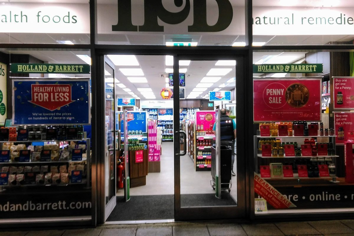 Holland & Barrett Denton