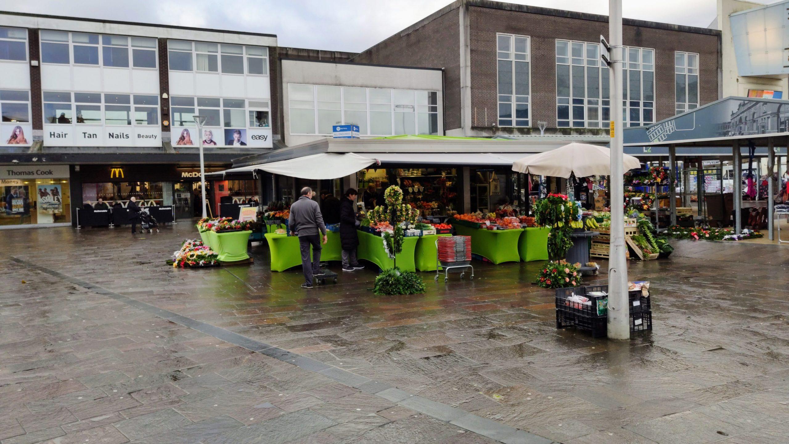 Ashton Farmers Market